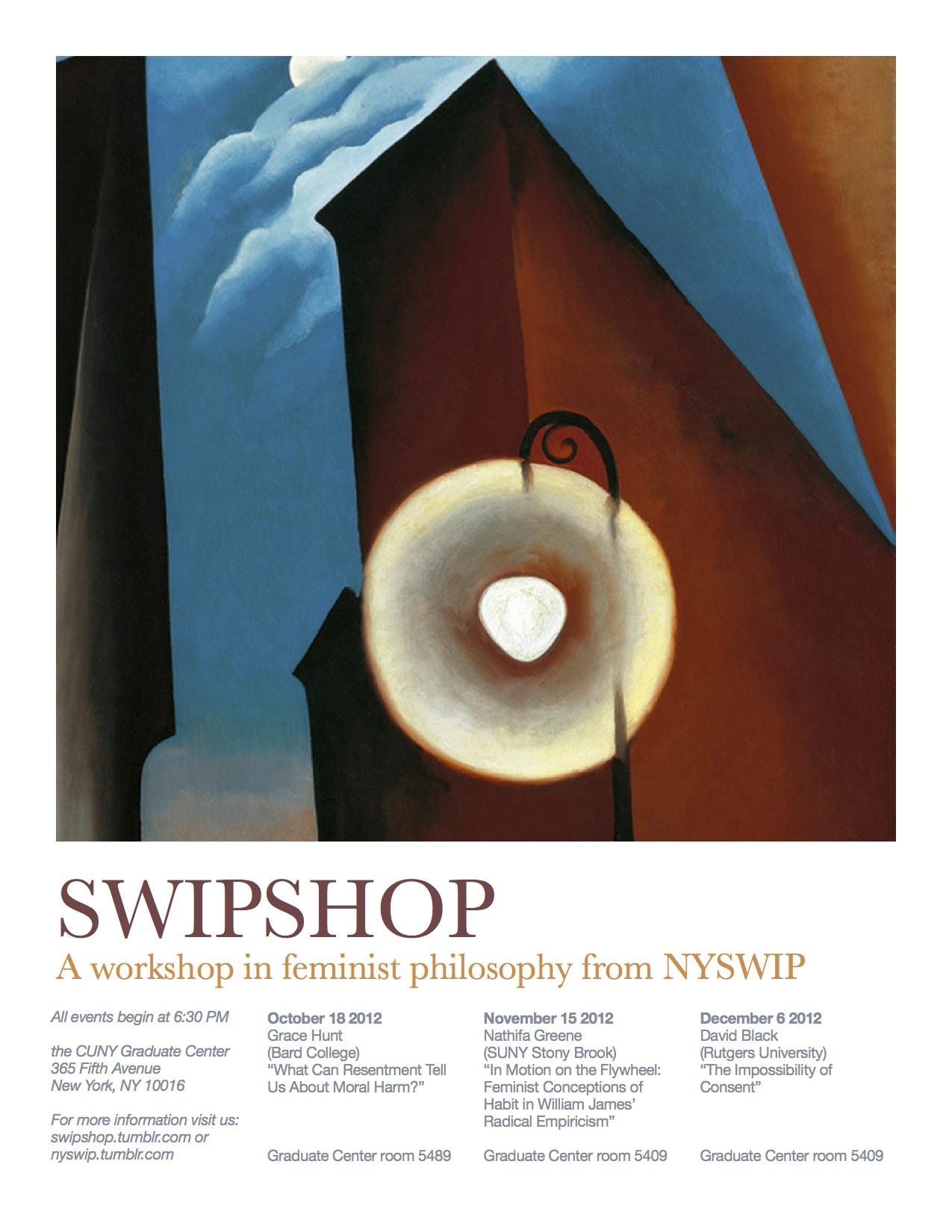 SWIPShop Feminist Philosophy Workshop