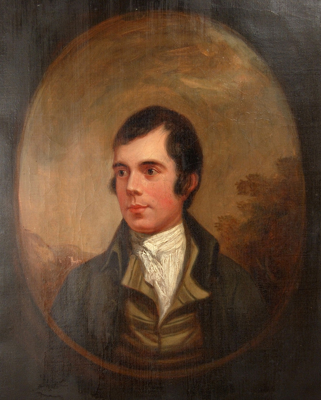 An Evening with Robert Burns, featuring John D. Greenwood