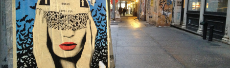 Pratt & NYU Street Art Conference Mar 5-7