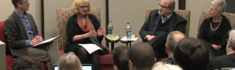 Video: Eva Kittay & Salman Rushdie in Conversation on Disability & Rights