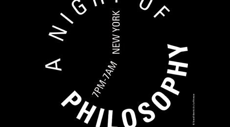 A Night of Philosophy Apr 24 at the French Embassy