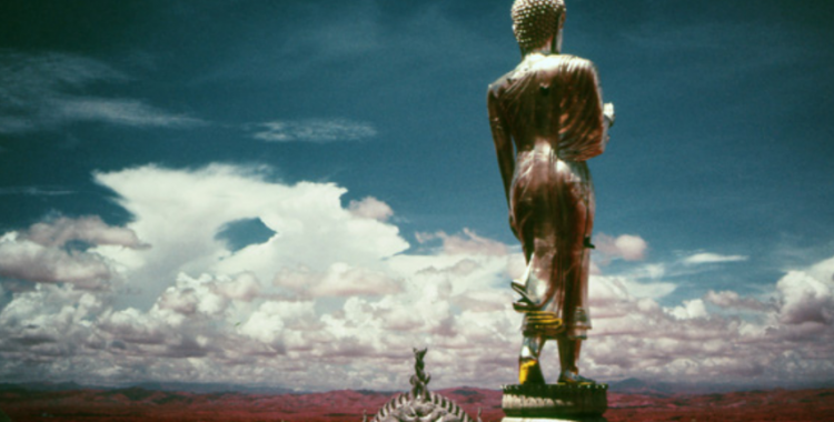 Graham Priest on Eastern Philosophy at OUP Blog