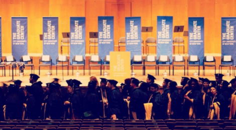 2015 Graduate Center Commencement Address by Stephen Neale