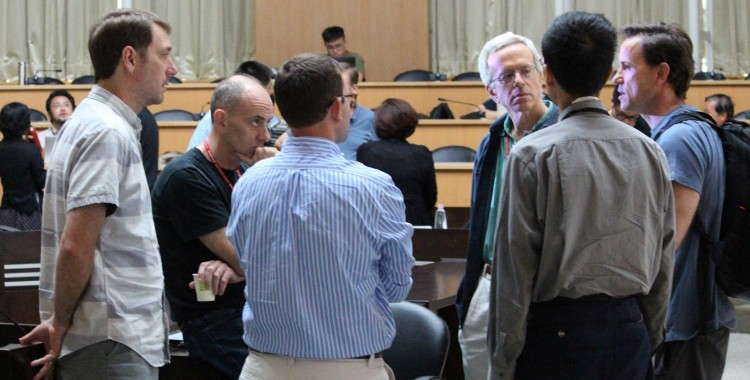 Videos from Taiwan HOT Conference in Honor of David Rosenthal