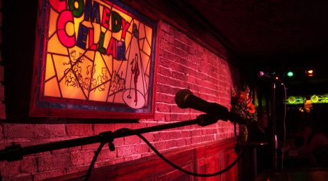 "CUNY Philosophers Consider the ""Ethics and Aesthetics of Stand-Up Comedy"""